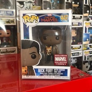 Nick Fury MCC Exclusive Funko POP